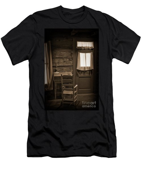 Desk And Chair Men's T-Shirt (Athletic Fit)
