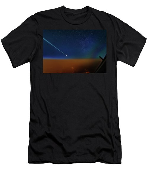 Destination Universe Men's T-Shirt (Athletic Fit)
