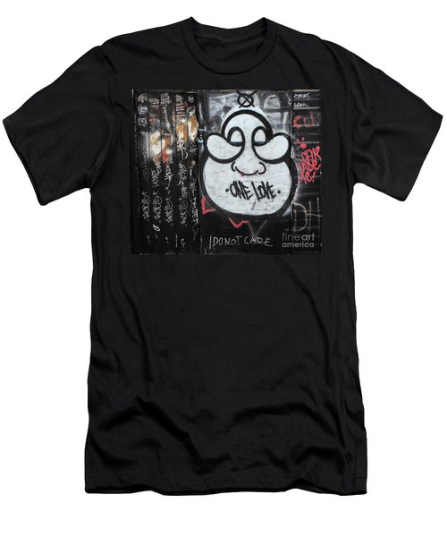 Detachment From Outcome Men's T-Shirt (Slim Fit) by Andrea Kollo