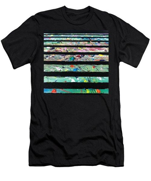 Detail Of Agoraphobia  Men's T-Shirt (Athletic Fit)