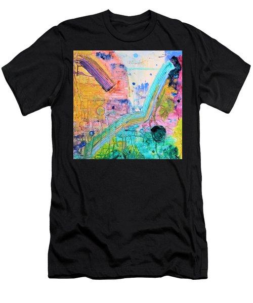 Detour Men's T-Shirt (Athletic Fit)