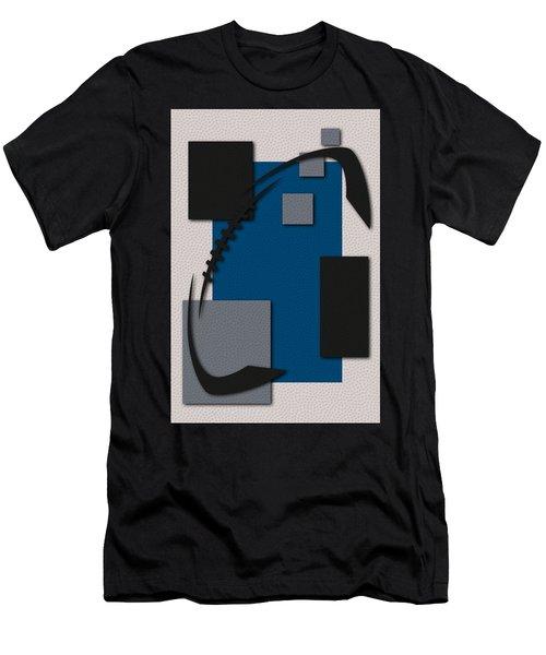 Detroit Lions Football Art Men's T-Shirt (Athletic Fit)