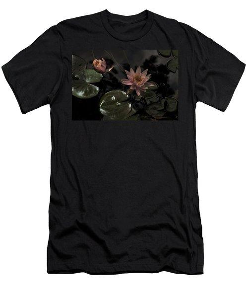 Deuces In The Moonlight Men's T-Shirt (Athletic Fit)