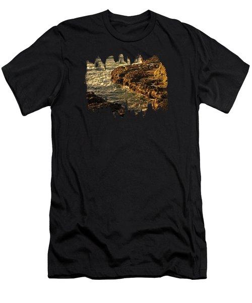 Devils Churn Men's T-Shirt (Athletic Fit)