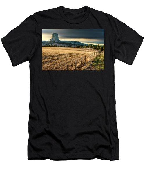 Devil's Field Men's T-Shirt (Athletic Fit)