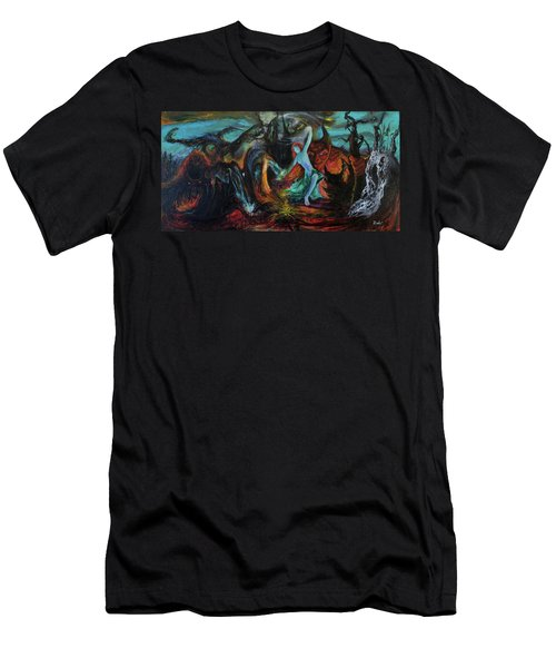 Devils Gorge Men's T-Shirt (Athletic Fit)
