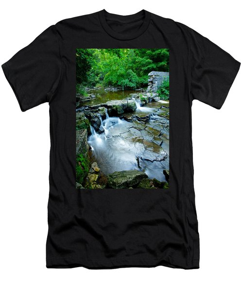 Devils River 1 Men's T-Shirt (Athletic Fit)