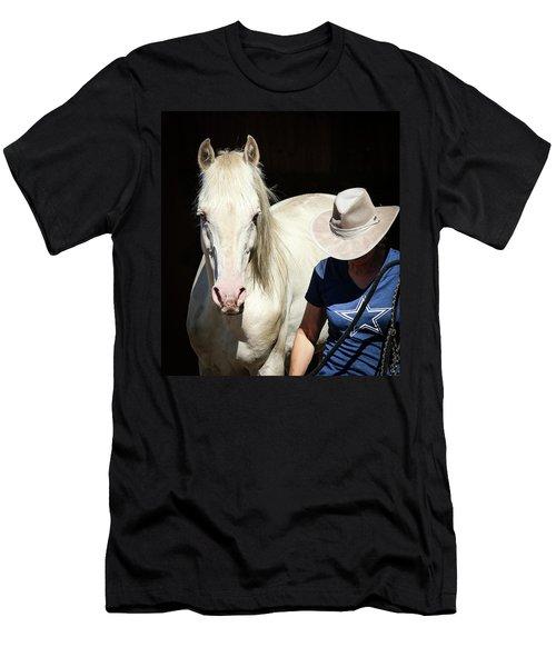 Devine Spirit Of Hope Men's T-Shirt (Athletic Fit)