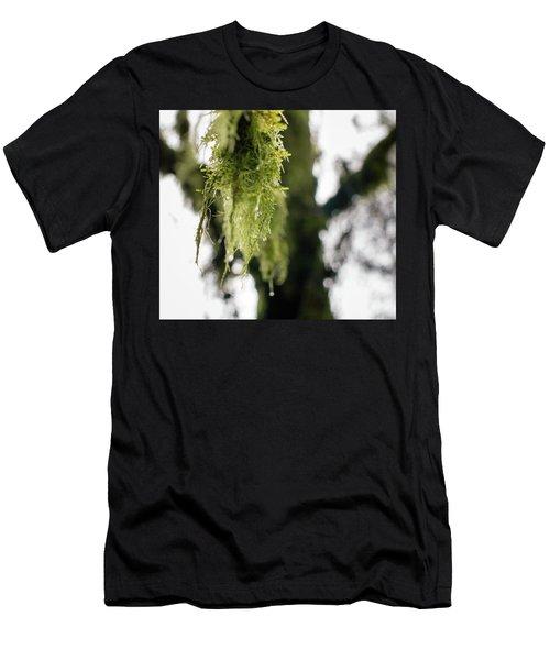 Dewy Moss Men's T-Shirt (Athletic Fit)