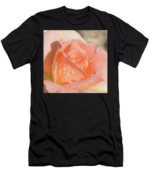 Dewy Rose Men's T-Shirt (Athletic Fit)