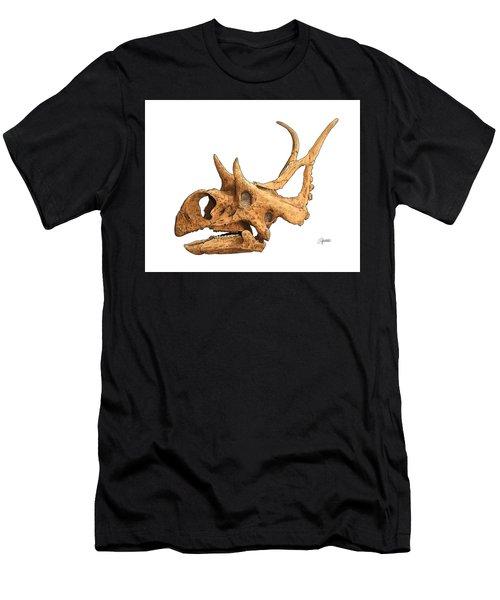 Diabloceratops Men's T-Shirt (Athletic Fit)