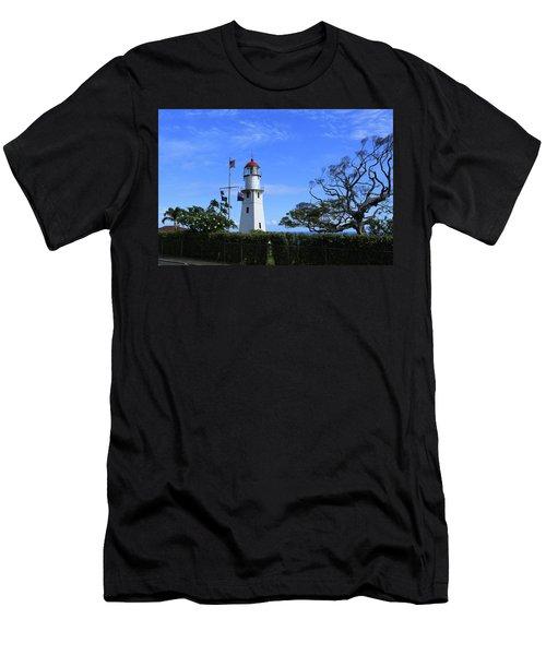 Diamond Head Light Men's T-Shirt (Athletic Fit)