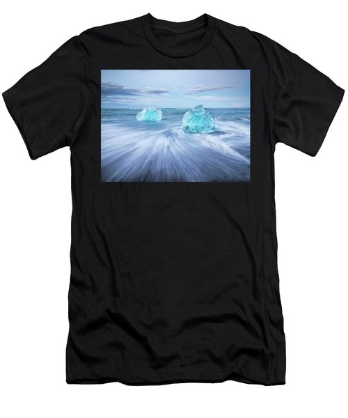 Diamond In The Rough. Men's T-Shirt (Athletic Fit)