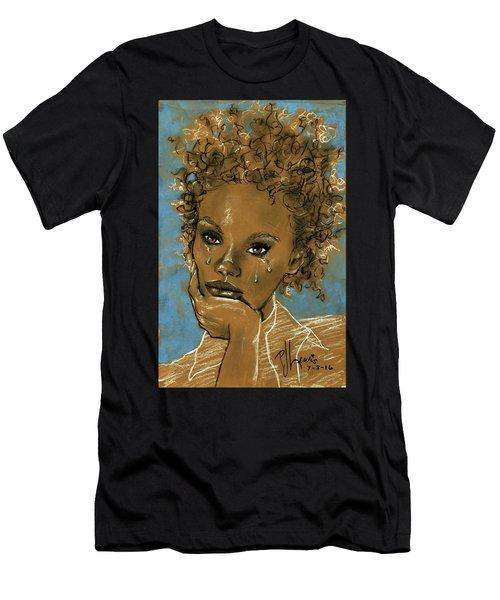Diamond's Daughter Men's T-Shirt (Athletic Fit)