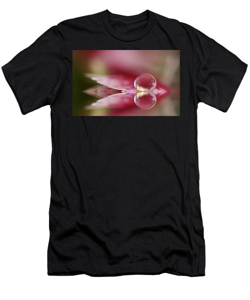Dianthus Dreaming Men's T-Shirt (Athletic Fit)