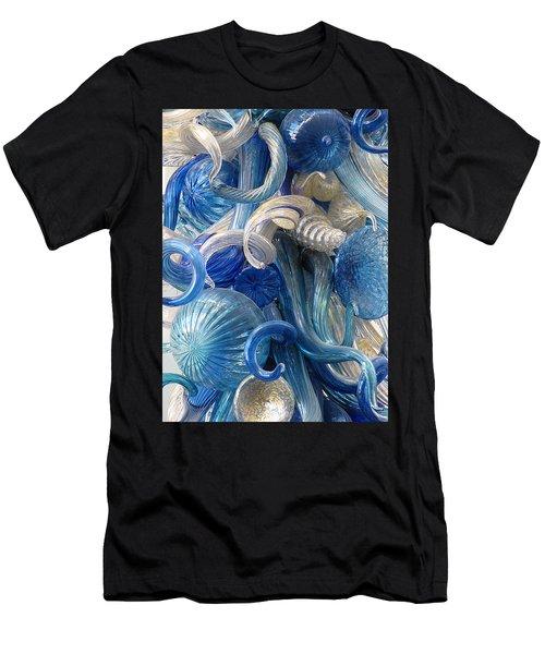 Diaphanous Nudibranch Men's T-Shirt (Athletic Fit)