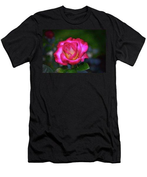 Dick Clark Rose 002 Men's T-Shirt (Athletic Fit)