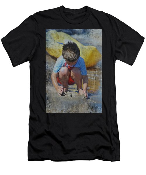 Digging To China 2 Men's T-Shirt (Athletic Fit)