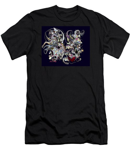 Digitalimage2012c Men's T-Shirt (Slim Fit) by Loxi Sibley