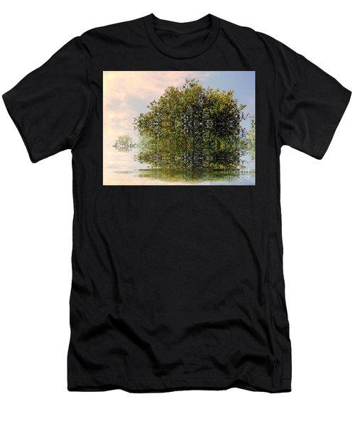 Dimensional Men's T-Shirt (Athletic Fit)
