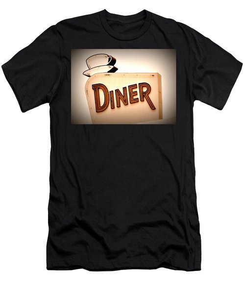 Diner Men's T-Shirt (Athletic Fit)