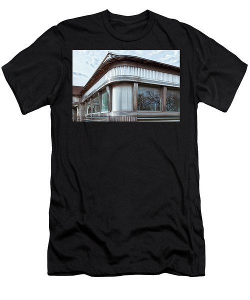 Diner Closed Men's T-Shirt (Athletic Fit)