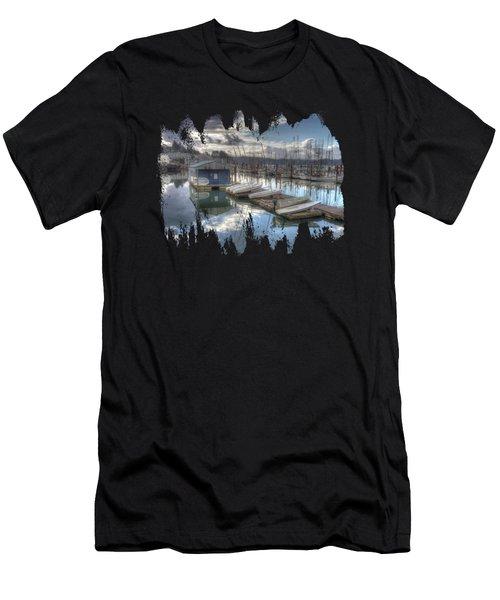 Dinghies For Rent Men's T-Shirt (Athletic Fit)