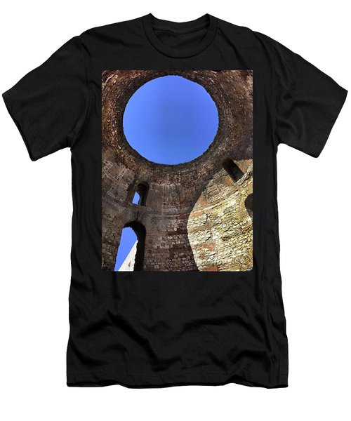 Diocletian Palace In Split, Croatia  Men's T-Shirt (Athletic Fit)
