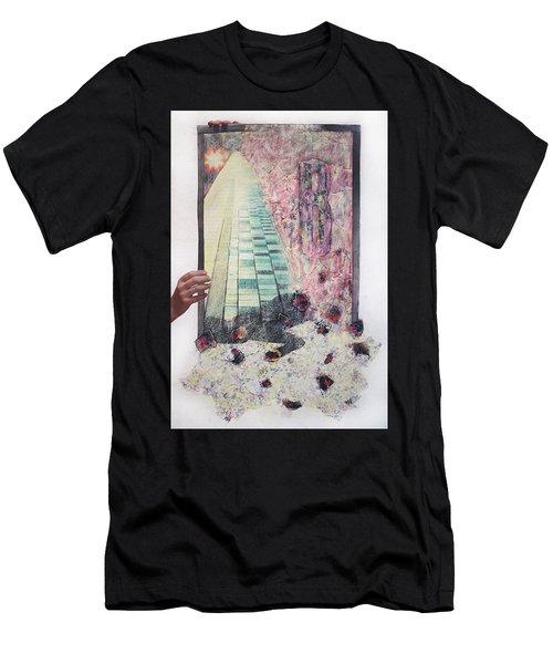 Dirty Slumber  Men's T-Shirt (Athletic Fit)