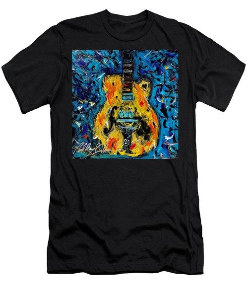 Dirty Sweet Guitar Men's T-Shirt (Athletic Fit)