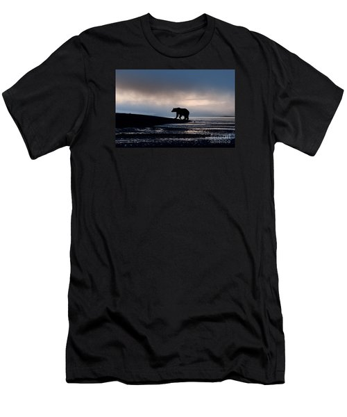 Men's T-Shirt (Slim Fit) featuring the photograph Disappointment by Sandra Bronstein