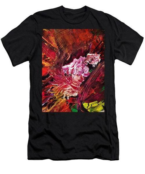 Disco Party Men's T-Shirt (Athletic Fit)