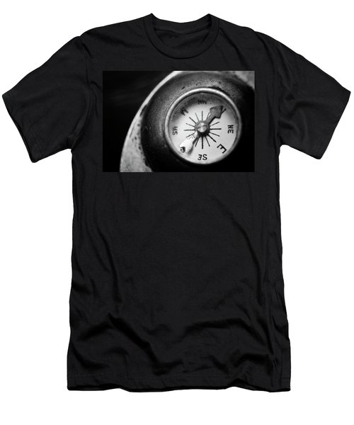 Discovering My Compass Men's T-Shirt (Athletic Fit)