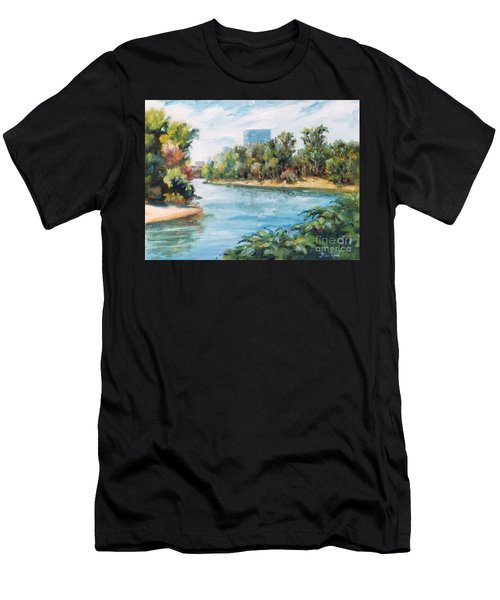 Discovery Park Men's T-Shirt (Athletic Fit)