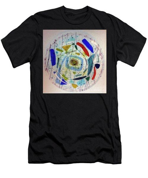 Dish Men's T-Shirt (Athletic Fit)