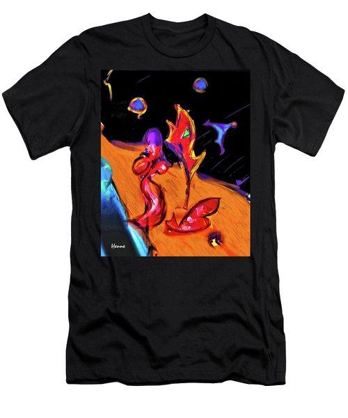 Distant Crossroads Men's T-Shirt (Athletic Fit)