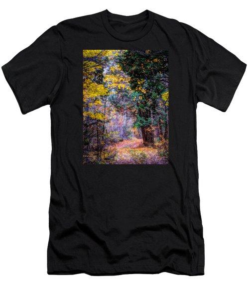 Distant Path Men's T-Shirt (Athletic Fit)