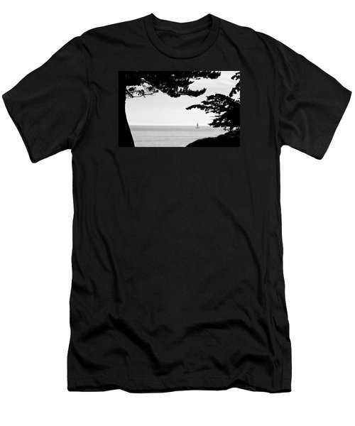 Distant Sails Men's T-Shirt (Athletic Fit)