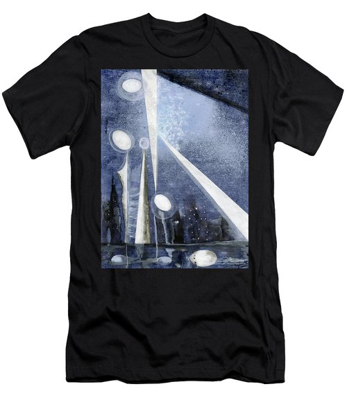 Dystopia Men's T-Shirt (Athletic Fit)