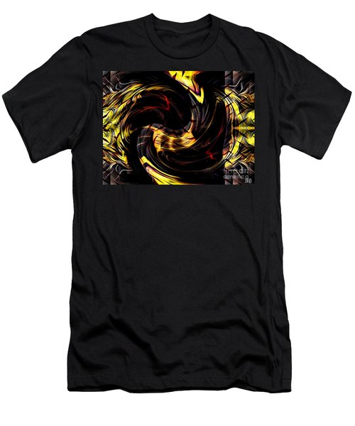 Distraction Overlay Men's T-Shirt (Athletic Fit)