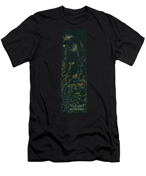 Ditchweed Fairy Tiger Swallowtail Men's T-Shirt (Athletic Fit)
