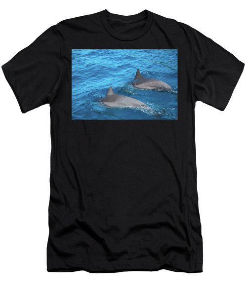 Dive On In Men's T-Shirt (Athletic Fit)