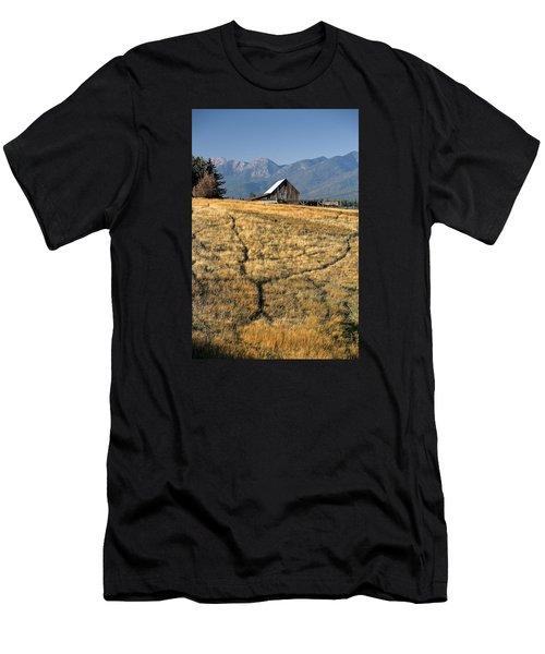 Divergence Men's T-Shirt (Athletic Fit)