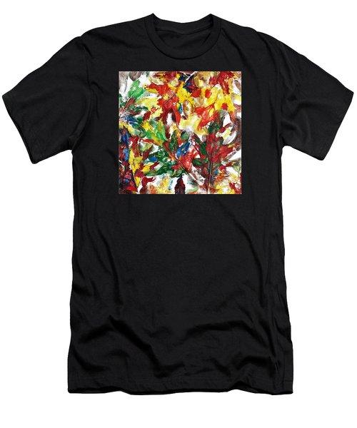 Diversity Of Colors Men's T-Shirt (Athletic Fit)
