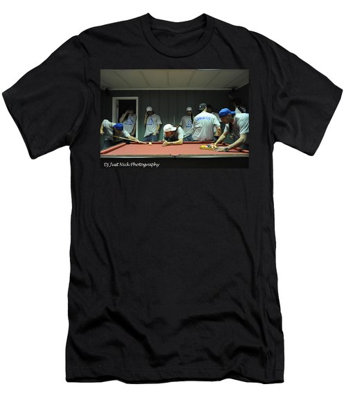 Dj Just Nick Photography Men's T-Shirt (Athletic Fit)