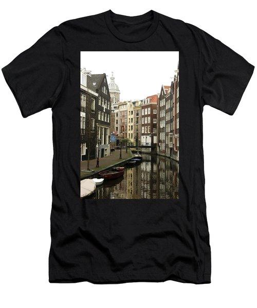Dnrh1101 Men's T-Shirt (Athletic Fit)