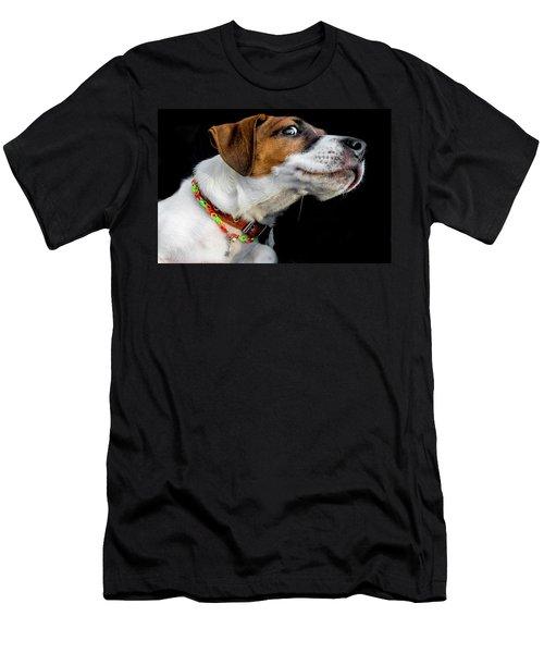 Do Not Confuse Me Men's T-Shirt (Athletic Fit)