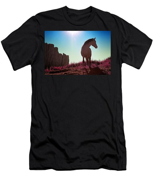 Do Not Take Photos Of Me Men's T-Shirt (Athletic Fit)