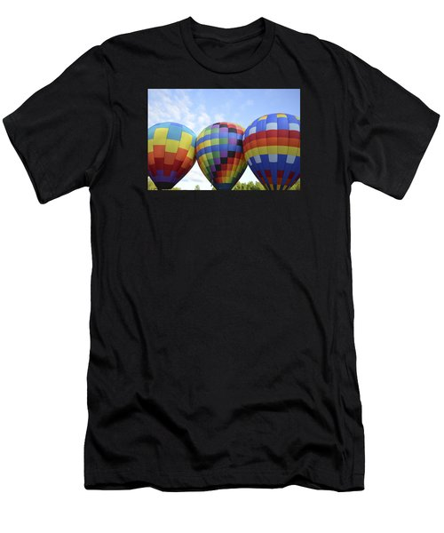 Do We Chance It? Men's T-Shirt (Athletic Fit)