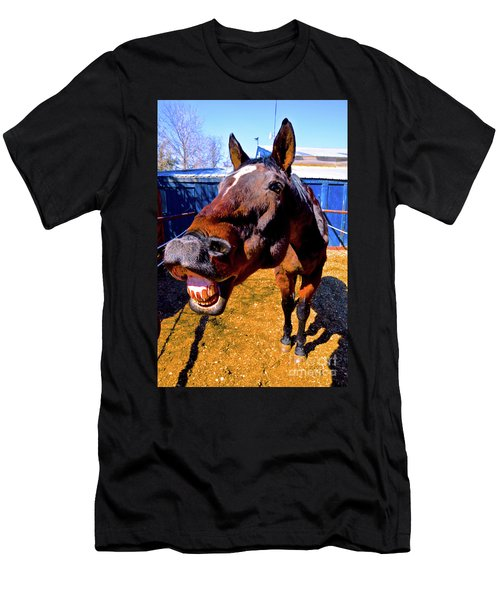 Do You Have A Treat For Me? Men's T-Shirt (Athletic Fit)